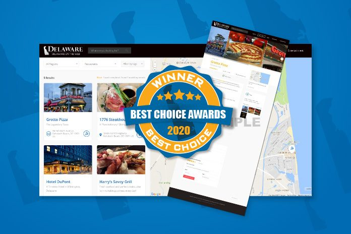 Delaware On The Web Awards